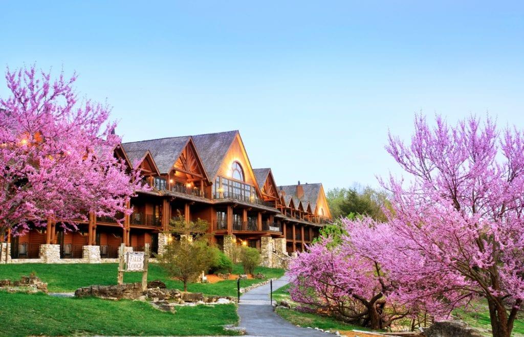 Falls Lodge at Big Cedar Lodge