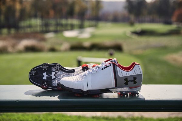 31dcb31f752 Spieth One Golf Shoe. This year's launch of the Under Armour ...