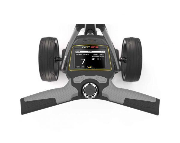 PowaKaddy FW7 GPS Electric Trolley Review - Essential Golf