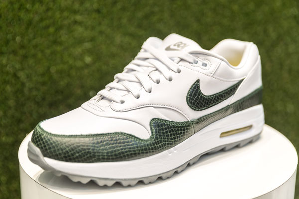 new style 41b79 abc77 Nike has launched six new golf shoes, which its stars will be using at the 2019  US Masters at Augusta with the creation of the Snake Pack.