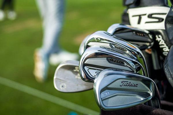 Titleist irons debut at U S  Open - Essential Golf